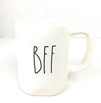 BFF mug by Rae Dunn