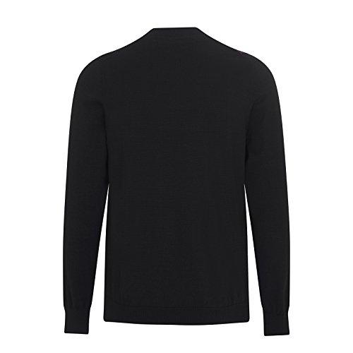 Bomber Black Righe Maglia Clothing Merc Fenby Da Uomo 7wFT7Oxq