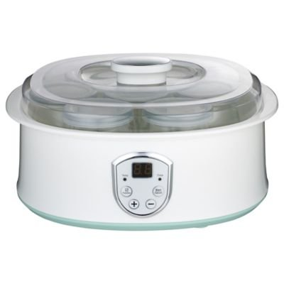 Lakeland 7-Cup Electric Yoghurt Maker - White