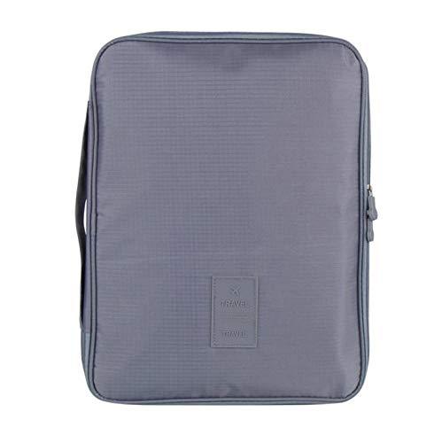 Mink Monk Shirt Tie Storage Bag Fashion Multifunctional Wrinkle- Travel Waterproof Clothes Finishing Bags Suitcase Organizer