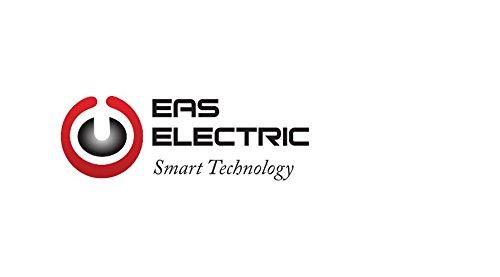 Placa de inducción Cristal EAS ELECTRIC EMIH600-FX 4 zonas