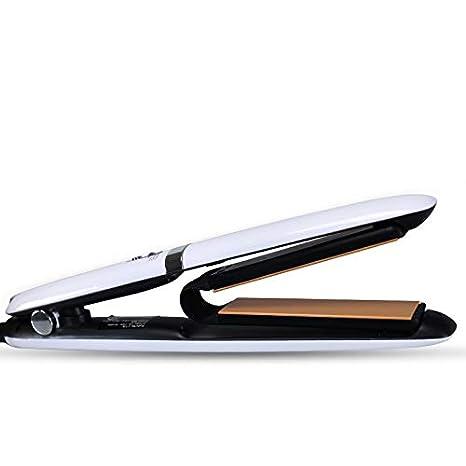 Alisador de pelo con tablilla de aire suspendido en 3D El rizador de cabello de Liu