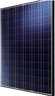 Amazon com : Jinko Solar 320W Poly SLV/WHT 1000V Solar Panel-JKM320P