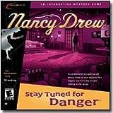 Nancy Drew: Stay Tuned for Danger (Jewel Case)