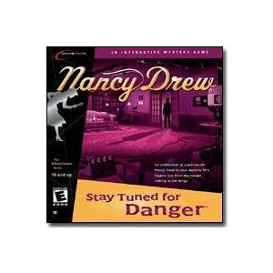 Nancy Drew - Stay Tuned for Danger