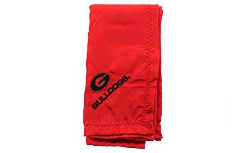 GEOBB - Georgia Bulldogs Baby - Blanket - Officially Licensed - Happy Feet & Comfy Feet