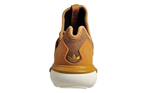 para marrón adidas Hombre de Zapatillas Marrón Sintético t11ABq
