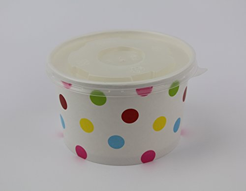 Containers Durable Storage Disposable Desserts product image