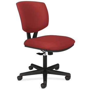 The HON Company 5701 Volt Series Task Chair Black Kitchen