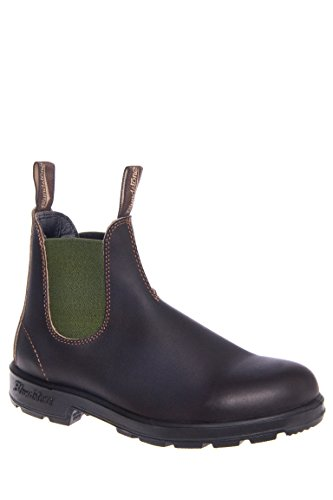 Blundstone Mens Stout Brown/Olive 500 Series Classic Boot 8.5 UK/ 9.5 (M) US