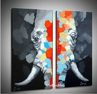 hand-painted-modern-pictures-on-canvas-cheap-elephant-oil-painting-for-living-room-wall-decor-hang-p