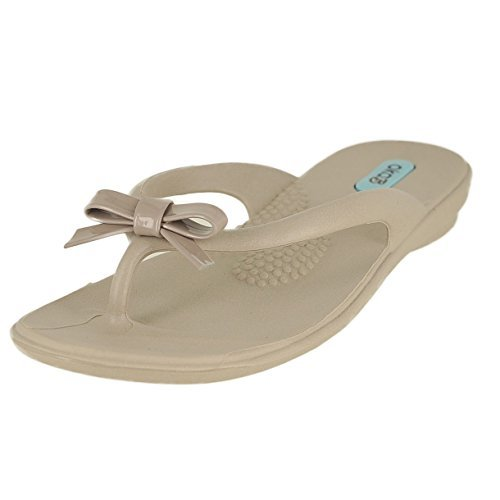 Oka B. Stephanie Dove Womens Flip-Flop