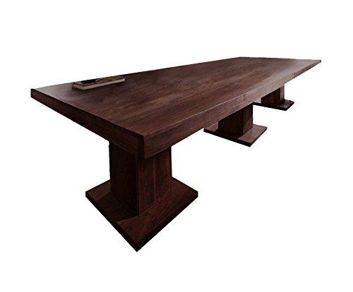 Sam Esszimmer Tisch Timber 6697 Tabakfarben 300 X 76 X 120 Cm