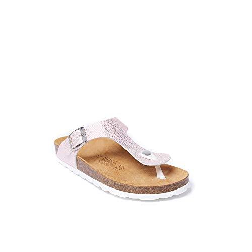 Di Eco Rosa Modello In 8xqw4ha4 Blanca Colore Pelle Sandalo hCdxrtsQ
