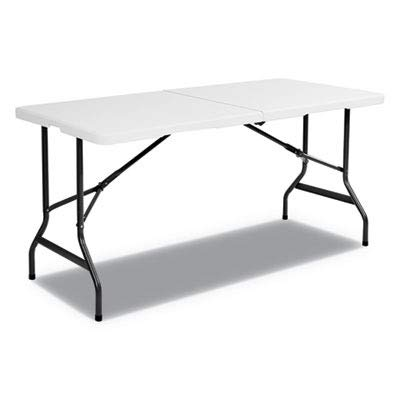 Iceberg 65453 IndestrucTable TOO Bi-Fold Folding Table, 30