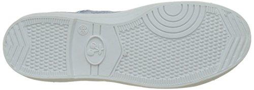 Blue Sneakers Blu Donna Chocolate Schubar Blue Strip Jack Strip qgOwTB7