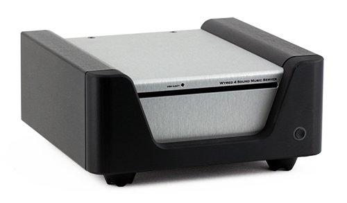 Wyred 4 Sound MS-1 Music Server- Silver