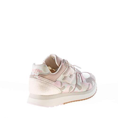 Lotto Camoscio Camouglage Tokyo Donna Wedge Multicolore Sneaker In Leggenda 4WY47ngr