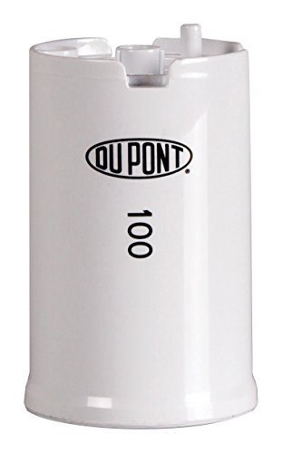 DuPont WFFMC100X High Protection 100-Gallon Faucet Mount Water Filtration Cartridge ()