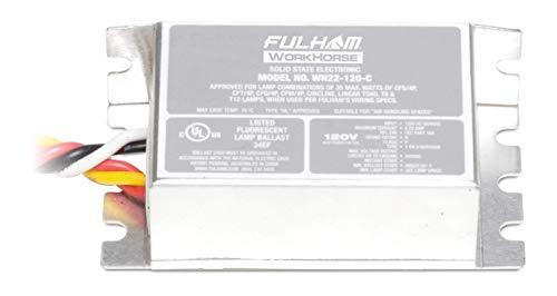 Fulham Lighting Fulham Workhorse Adaptable Ballast, WH22-120-C