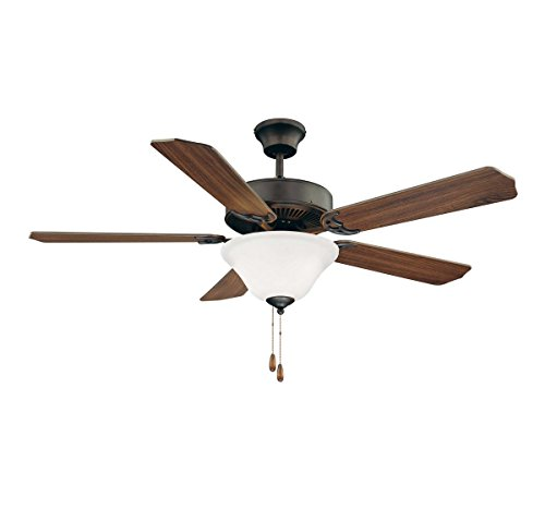 Fan Mission Copper (Savoy House 52-ECM-5RV-13WG First value 52