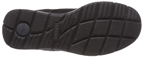 Nero Alto Sneaker Benjo Uomo Ara A black 61 Collo nwxBg4g