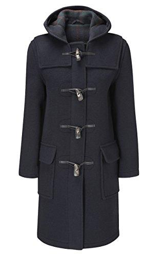 Original Montgomery Womens Duffle Coat - Navy Size 12