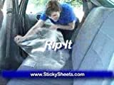 Sticky Sheets Single Sheet Pet Hair Removal System, My Pet Supplies