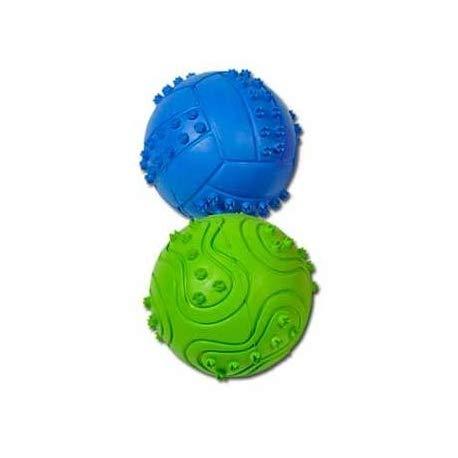 Nayeco Pelota Goma 10cm 4 Colores: Amazon.es: Productos para mascotas