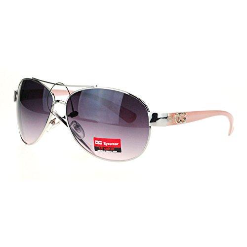Eyewear Designer Fashion Aviator Sunglasses