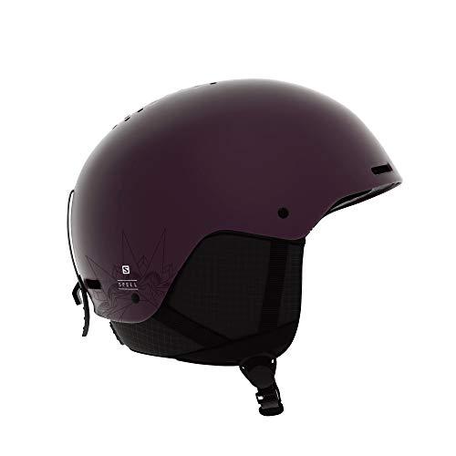 Salomon Spell Helmet, Small/53-56cm, Fig
