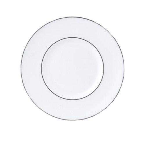 Lenox Continental Dining Platinum Bone China Dessert Plate