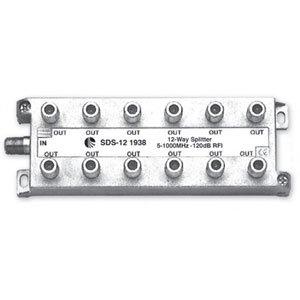 SDS-12 Splitter, 12 (12 Way Splitter)