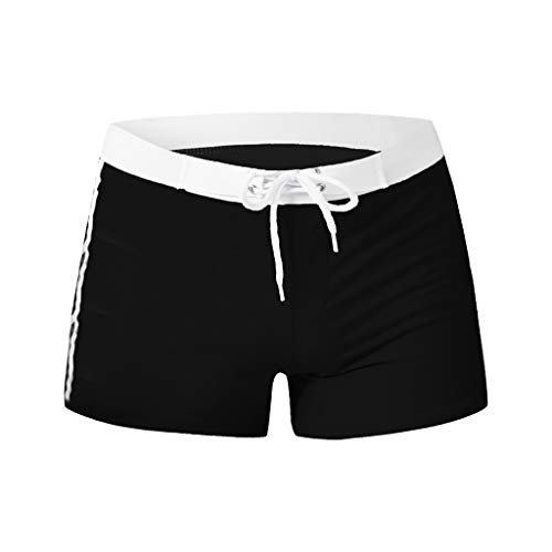 Sexy Trunks Plage De Fashion Swim Underpant Noir 1 Bain Slip Shorts Maillot Ihengh Homme qIwv8IH