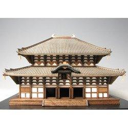 プラッツ 1/250 東大寺 大仏殿 木製建築模型 プラモデル