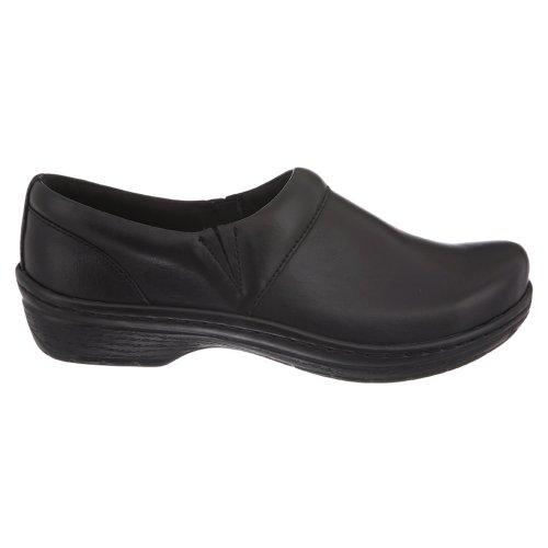 Back Footwear Black Smooth Nursing Women's Closed Wnstn KLOGS Mission Clog xUIZqq