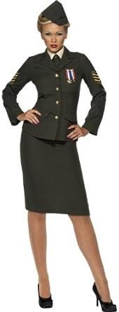 Smiffys Wartime Officer Costume