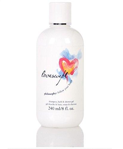 Philosophy Shower Gel Body Wash Loveswept Bath and Body 8 oz