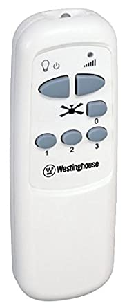 Westinghouse Fernbedienung für Deckenventilatoren,Mit Dimm-Funktion ...