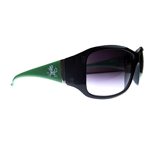 Notre Dame Women's Green/Black - Sunglasses Notre Dame