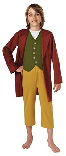 Baby Hobbit Costumes (Costumes For All Occasions RU881460SM Hobbit Bilbo Baggins Child Sm)