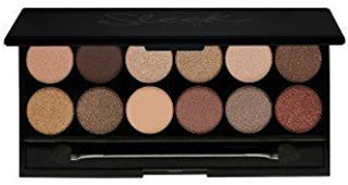 Sleek MakeUP Eyeshadow Palette When The Sun Goes Down - .31oz When The Sun Goes Down ()