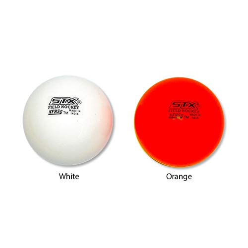 - STX Official Field Hockey Game Ball (Color=White)