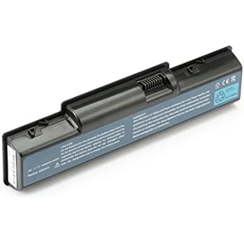 Amazon.com: NinjaBatt - Batería para portátil Acer AS07A31 ...