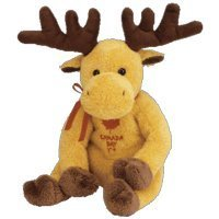 TY Beanie Baby - DOMINION the Canadian Moose (Internet Exclusive)