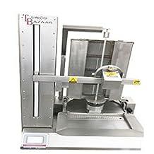 TurcoBazaar 4 Buner FULL AUTOMATIC SHAWARMA MACHINE Automatic Doner MACHINE Automatic Shawarma Cutting Machine 10 stove