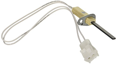 Emerson 768A-844 Hot Surface Ignitor, 80V, Silicon Nitride (Ignitor Hot Surface Replacement)
