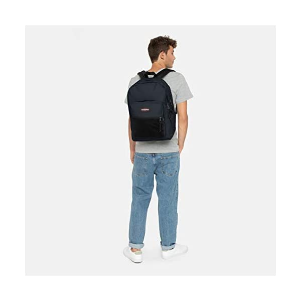 Eastpak Pinnacle Zaino, 42 cm, 38 L, Blu (Cloud Navy) 5 spesavip