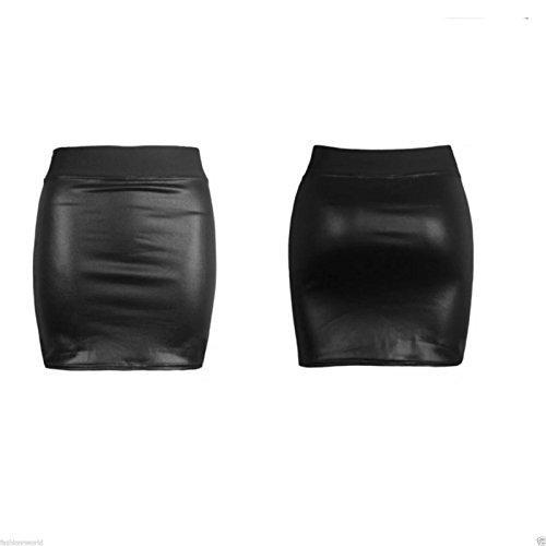 JAVOX Fashion's - Jupe - Femme Noir