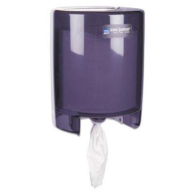 SJMT400TBK - Classic Center Pull Towel Dispenser